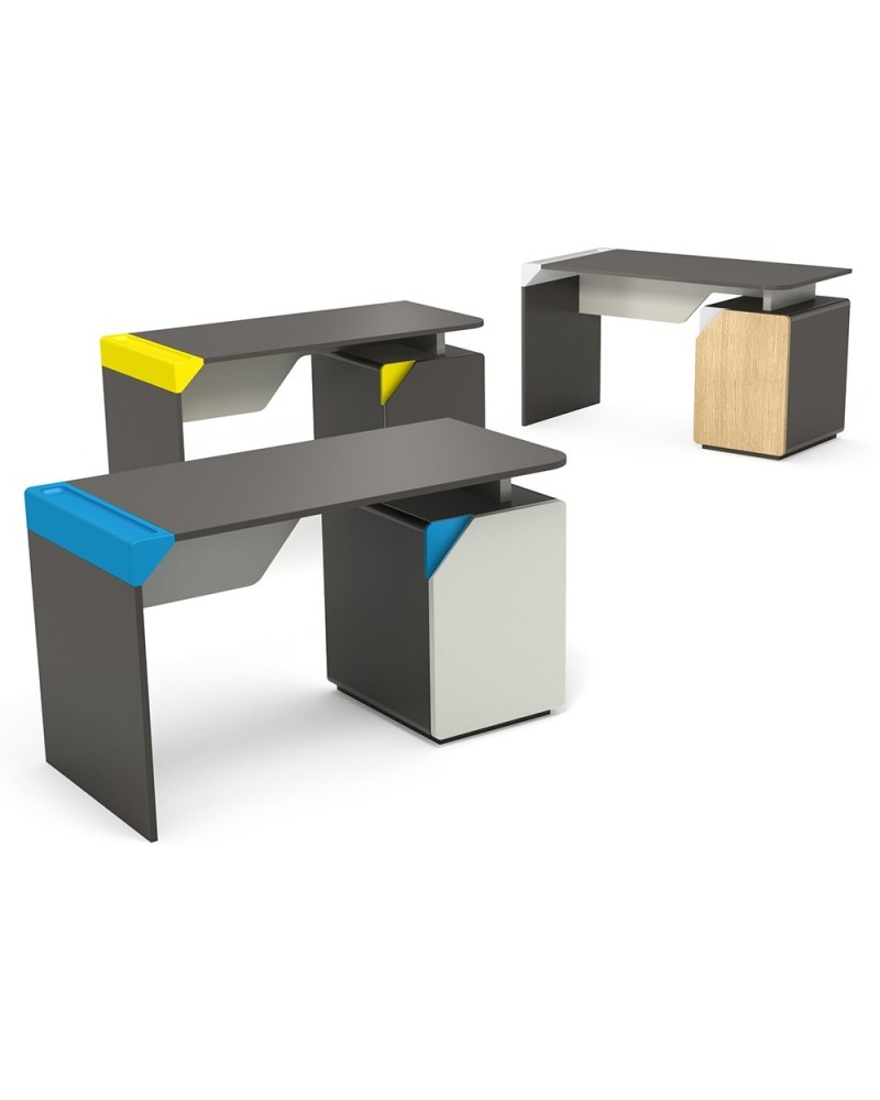 TI Beep gyerek íróasztal különböző színekben