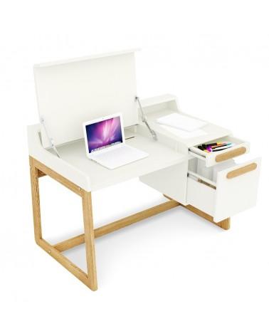 TI First íróasztal 2 fiókos gyerekbútor