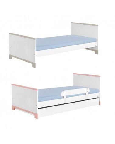 PI Mini gyermekágy gyerekbútor 160 x 70 cm vagy 200 x 90 cm