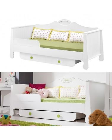 Gyerek ágyak PI Parole kanapé és gyerekágy 200 x 90 cm MDF