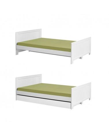 Gyerek ágyak PI Blanco 200 x 120 cm vagy 200 x 140 cm gyerekágy