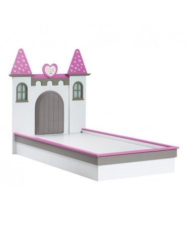 Gyerek ágyak AM Castle gyerekágy 100x200 cm vagy 120x200 cm