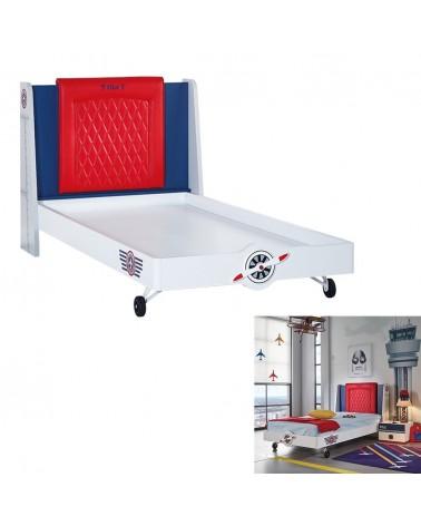 Gyerek ágyak AM Pilot gyerekágy 100x200 cm vagy 120x200 cm