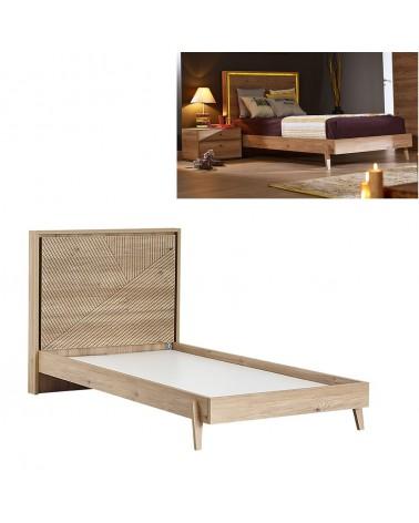 Gyerek ágyak AM Origami gyerekágy 100x200 cm vagy 120x200 cm