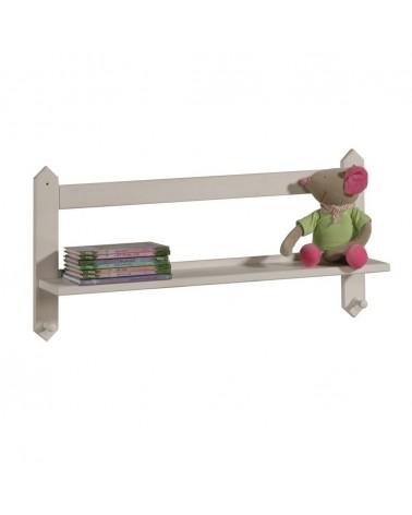 Polcok PI Polc akasztóval gyerekbútor