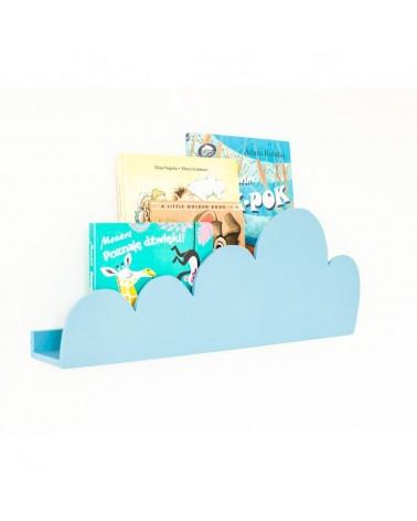 Polcok LC Felhő alakú polc gyerekeknek
