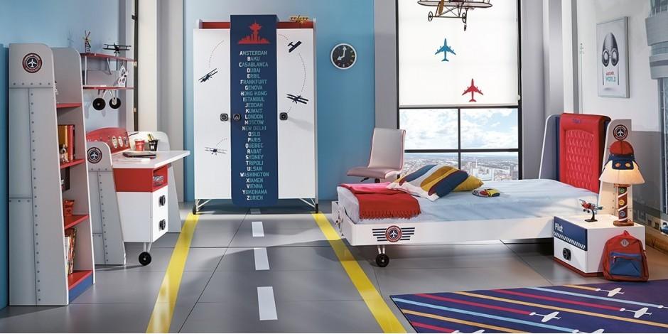 Pilot gyerekszoba