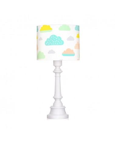 LC asztali lámpa pasztell felhők kollekció