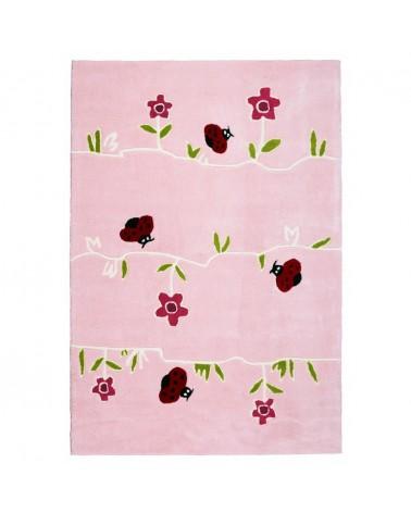LE Flower minőségi gyerekszőnyeg 160 cm x 230 cm