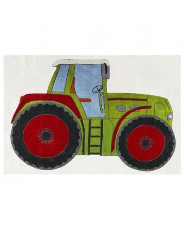 Gyerekszoba Szőnyegek LE Traktor minőségi gyerekszőnyeg 120x180