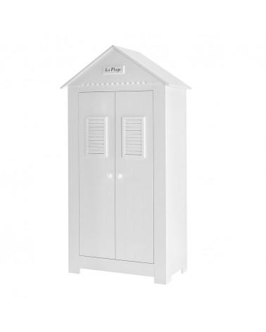 PI Marsylia 2 ajtós magasított gardróbszekrény