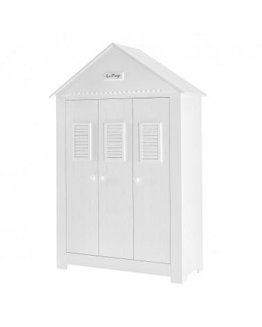 PI Marsylia 3 ajtós gardróbszekrény