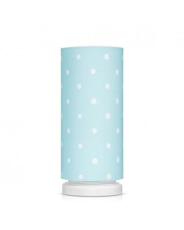 Éjjeli lámpa LC éjjeli lámpa kék - pöttyös kollekció