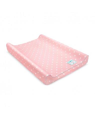 Pelenkázók LC pelenkázó 50 x 70 cm rózsaszín pöttyös kollekció