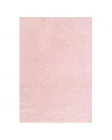 Gyerekszoba Szőnyegek LE Simple - Rózsaszín Színben - Minőségi Gyerekszőnyeg