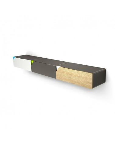 TI Beep fali szekrény gyerekbútor különböző színekben