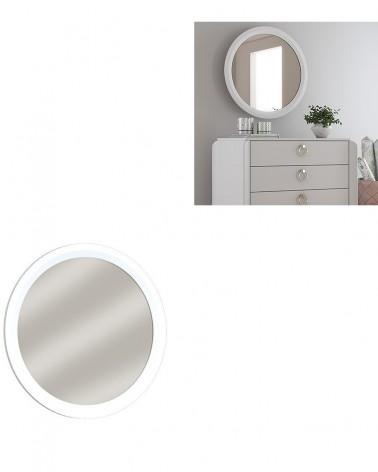 AM Elegant Tükör Fehér