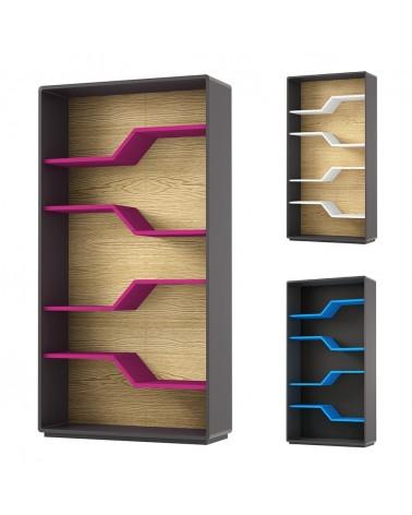TI Beep gyerek könyves szekrény különböző színekben