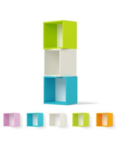 TI Plus fa tárolódoboz különböző színekben