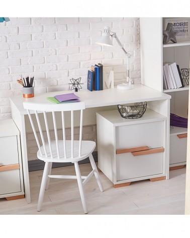 Kategóriák PI Snap íróasztal fehér színben