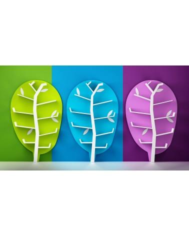 Polcok TI Plus fa könyvespolc gyerekbútor különböző színekben