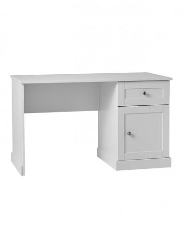 PI Marie MDF íróasztal fehér színben