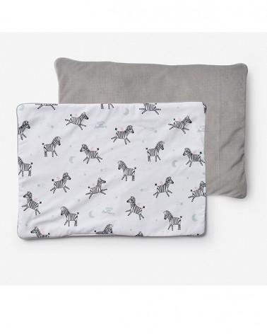 Ágyneműk PI Zebrák Bársonypárna
