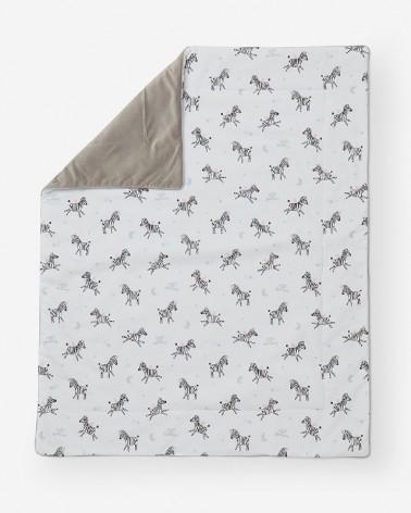 Ágyneműk PI Zebrák bársonytakaró